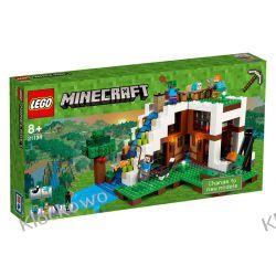 21134 - BAZA POD WODOSPADEM (The Waterfall Base) - KLOCKI LEGO MINECRAFT