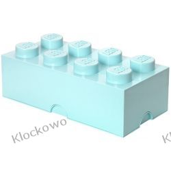 POJEMNIK LEGO 8 MIĘTOWY - LEGO POJEMNIKI Playmobil