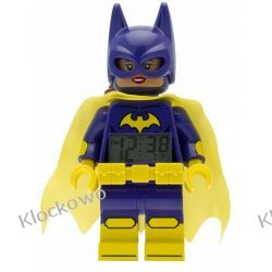9009334 - ZEGAR LEGO® BATMAN: MOVIE BATGIRL (Minifigure Clock)  Atlantis