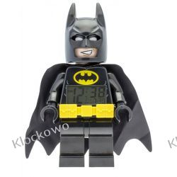 9009327 - ZEGAR LEGO® BATMAN: MOVIE BATMAN (Minifigure Clock)  Z zabawkami