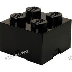 POJEMNIK LEGO 4 CZARNY - LEGO POJEMNIKI Kompletne zestawy