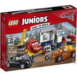 10743 - WARSZTAT SMOKY'EGO (Smokey's Garage) - KLOCKI LEGO JUNIORS