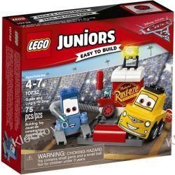 10732 - PUNKT SERWISOWY GUIDO I LUIGI (Guido and Luigi's Pit Shop) - KLOCKI LEGO JUNIORS