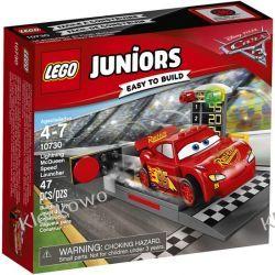 10730 - KATAPULTA ZYGZAKA MCQUEENA (Lightning McQueen Speed Launcher) - KLOCKI LEGO JUNIORS Kompletne zestawy