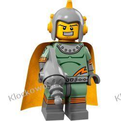 71018 - ASTRONAUTA W STYLU RETRO - KLOCKI LEGO MINIFIGURKI Minifigures