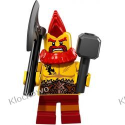 71018 - KRASNOLUD - KLOCKI LEGO MINIFIGURKI Pirates