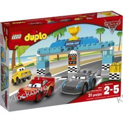 10857 WYŚCIG O ZŁOTY TŁOK (Piston Cup Race) KLOCKI LEGO DUPLO CARS  Creator