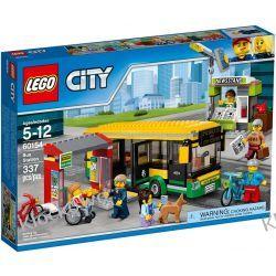 60154 PRZYSTANEK AUTOBUSOWY (Bus Station) KLOCKI LEGO CITY Playmobil
