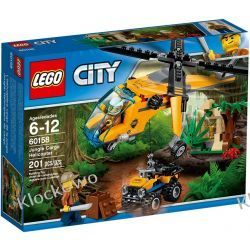 60158 HELIKOPTER TRANSPORTOWY (Jungle Cargo Helicopter) KLOCKI LEGO CITY Friends