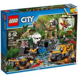 60161 BAZA W DŻUNGLI (Jungle Exploration Site) KLOCKI LEGO CITY Kompletne zestawy