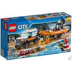 60165 TERENÓWKA SZYBKIEGO REAGOWANIA (4x4 Response Unit) KLOCKI LEGO CITY Kompletne zestawy