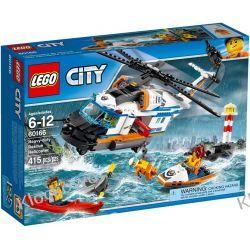60166 HELIKOPTER RATUNKOWY DO ZADAŃ SPECJALNYCH (Heavy-duty Rescue Helicopter) KLOCKI LEGO CITY Playmobil