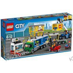 60169 TERMINAL TOWAROWY (Cargo Terminal) KLOCKI LEGO CITY Kompletne zestawy