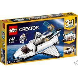 31066 ODKRYWCA Z PROMU KOSMICZNEGO (Space Shuttle Explorer) KLOCKI LEGO CREATOR Playmobil