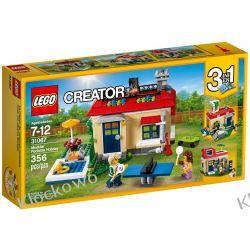 31067 WAKACJE NA BASENIE (Modular Poolside Holiday) KLOCKI LEGO CREATOR