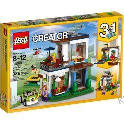 31068 NOWOCZESNY DOM (Modular Modern Home) KLOCKI LEGO CREATOR Miasto