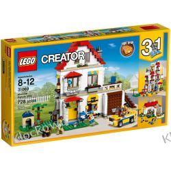 31069 RODZINNA WILLA (Modular Family Villa) KLOCKI LEGO CREATOR Miasto