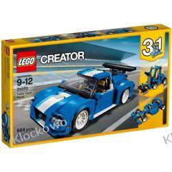 31070 TRACK RACER TURBO (Turbo Track Racer) KLOCKI LEGO CREATOR Kompletne zestawy