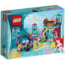 41145 ARIELKA I MAGICZNE ZAKLĘCIE (Ariel and the Magical Spell) KLOCKI LEGO DISNEY PRINCESS Kompletne zestawy