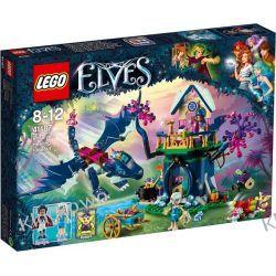 41187 UKRYTA LECZNICA ROSALYN (Rosalyn's Healing Hideout) KLOCKI LEGO ELVES Playmobil