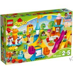 10840 DUŻE WESOŁE MIASTECZKO (Big Fair) KLOCKI LEGO DUPLO Kompletne zestawy