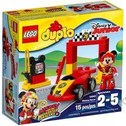 10843 WYŚCIGÓWKA MIKIEGO (Mickey Racer) KLOCKI LEGO DUPLO Playmobil