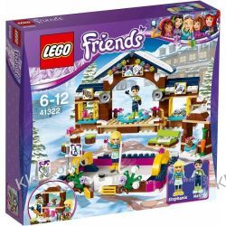 41322 LODOWISKO W ZIMOWYM KURORCIE (Snow Resort Ice Rink) KLOCKI LEGO FRIENDS Creator