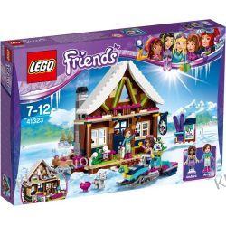 41323 GÓRSKI DOMEK (Snow Resort Chalet) KLOCKI LEGO FRIENDS Kompletne zestawy