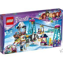 41324 WYCIĄG NARCIARSKI W ZIMOWYM KURORCIE (Snow Resort Ski Lift) KLOCKI LEGO FRIENDS