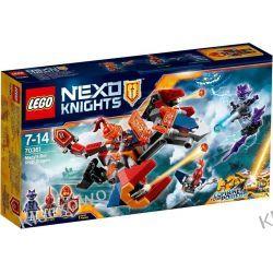70361 SPADAJĄCY SMOK MACYBOTA (Macy's Bot Drop Dragon) KLOCKI LEGO NEXO KNIGHTS Kompletne zestawy