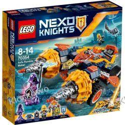 70354 ROZBIJACZ AXLA (Axl's Rumble Maker) KLOCKI LEGO NEXO KNIGHTS Kompletne zestawy