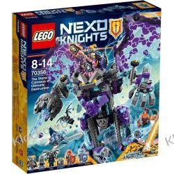 70356 NISZCZYCIELSKI KAMIENNY KOLOS (The Stone Colossus of Ultimate Destruction) KLOCKI LEGO NEXO KNIGHTS Kompletne zestawy