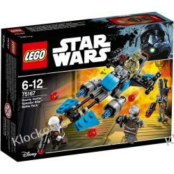 75167 ŚCIGACZ ŁOWCY NAGRÓD (Bounty Hunter Speeder Bike Battle Pack) KLOCKI LEGO STAR WARS