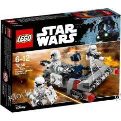 75166 ŚMIGACZ TRANSPORTOWY NAJWYŻSZEGO PORZĄDKU (First Order Transport Speeder Battle Pack) KLOCKI LEGO STAR WARS