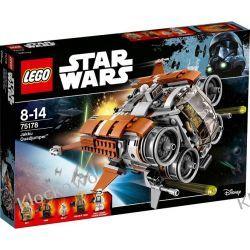 75178 QUADJUMPER Z JAKKU (Jakku Quadjumper) KLOCKI LEGO STAR WARS  Straż