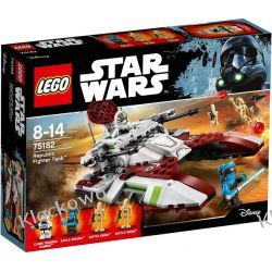 75182 CZOŁG BOJOWY REPUBLIKI (Republic Fighter Tank) KLOCKI LEGO STAR WARS