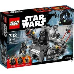 75183 TRANSFORMACJA DARTHA VADERA (Darth Vader Transformation) KLOCKI LEGO STAR WARS  Toy Story