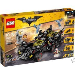 70917 SUPER BATMOBIL (The Ultimate Batmobile) - KLOCKI LEGO BATMAN MOVIE Kompletne zestawy