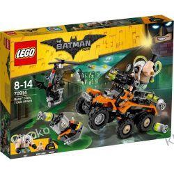 70914 BANE - ATAK TOKSYCZNĄ CIĘŻARÓWKĄ (Bane Toxic Truck Attack) - KLOCKI LEGO BATMAN MOVIE Friends
