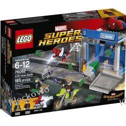 76082 WALKA O BANKOMAT (ATM Heist Battle) - KLOCKI LEGO SUPER HEROES Policja