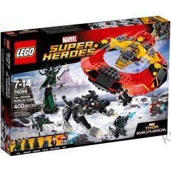 76084 OSTATECZNA BITWA O ASGARD (The Ultimate Battle for Asgard) - KLOCKI LEGO SUPER HEROES Kompletne zestawy