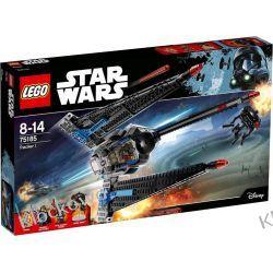 75185 ZWIADOWCA I (Tracker I) KLOCKI LEGO STAR WARS  Kompletne zestawy