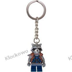 853708 BRELOK Z FIGURKĄ ROCKETA (Marvel Super Heroes Rocket) LEGO GADŻETY