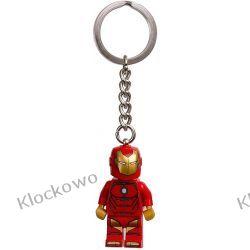 853706 BRELOK Z FIGURKĄ IRON MANA (Marvel Super Heroes Invincible Iron Man) LEGO GADŻETY