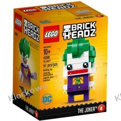 41588 JOKER (Joker BrickHeadz) KLOCKI LEGO BRICKHEADZ  Playmobil