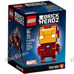 41590 IRON MAN (Iron Man BrickHeadz) KLOCKI LEGO BRICKHEADZ