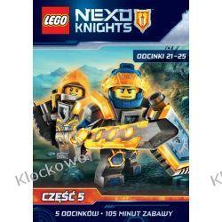 FILM LEGO® NEXO KNIGHTS CZĘŚĆ 5 Płyty DVD