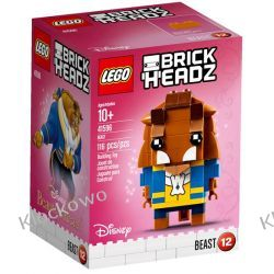 41596 BESTIA (Beast) KLOCKI LEGO BRICKHEADZ  Playmobil