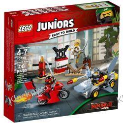 10739 ATAK REKINÓW (Shark Attack) - KLOCKI LEGO JUNIORS  Pirates