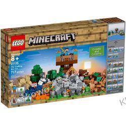 21135 - KREATYWNY WARSZTAT 2.0 (The Crafting Box 2.0) - KLOCKI LEGO MINECRAFT  Policja